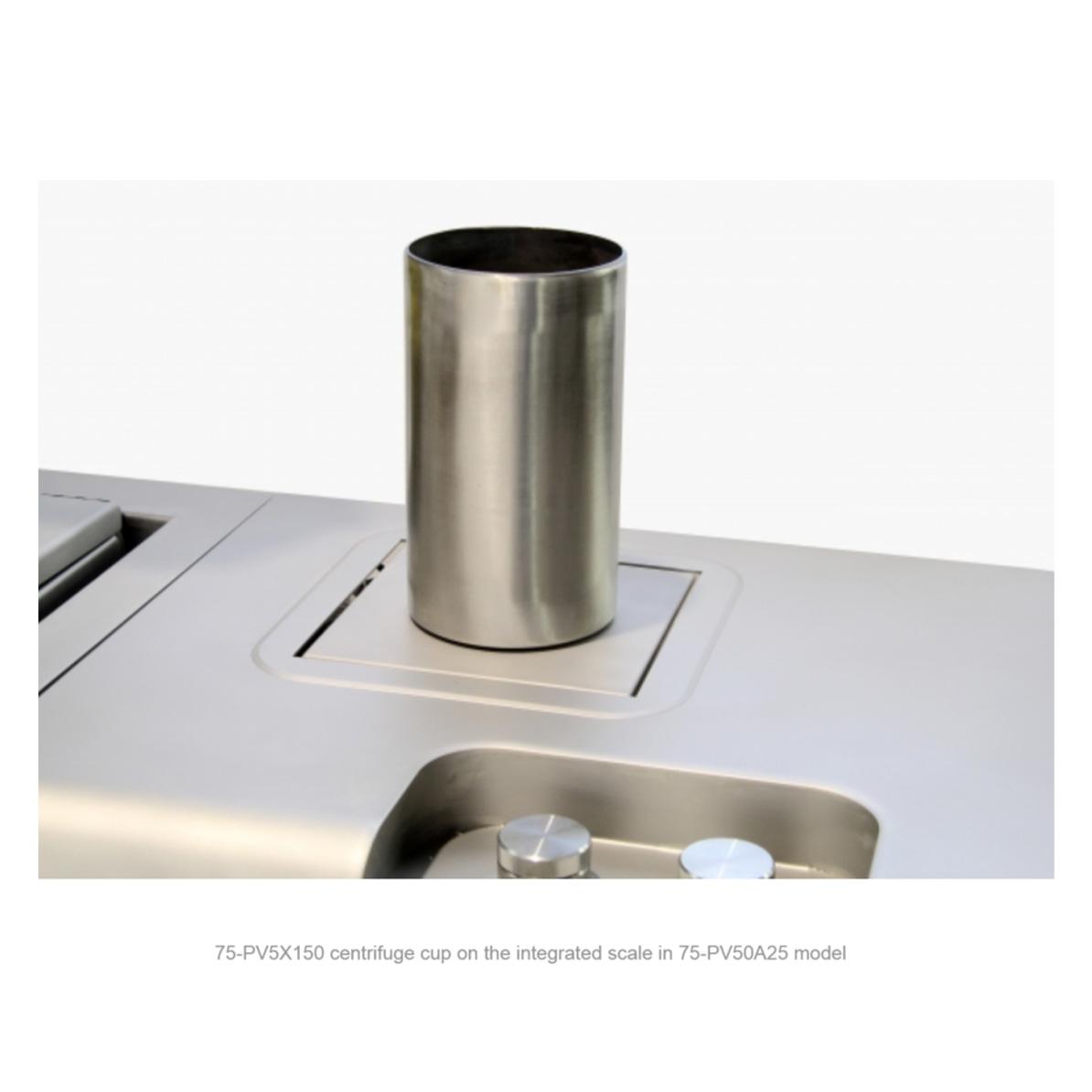 Hot mix asphalt automatic closed loop extractor PAVELAB50