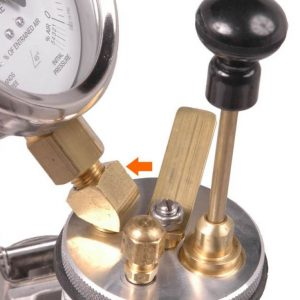 Replacement Gauge For Forney And Many Other Air Meters